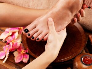 Physical Benefits of Foot Massages